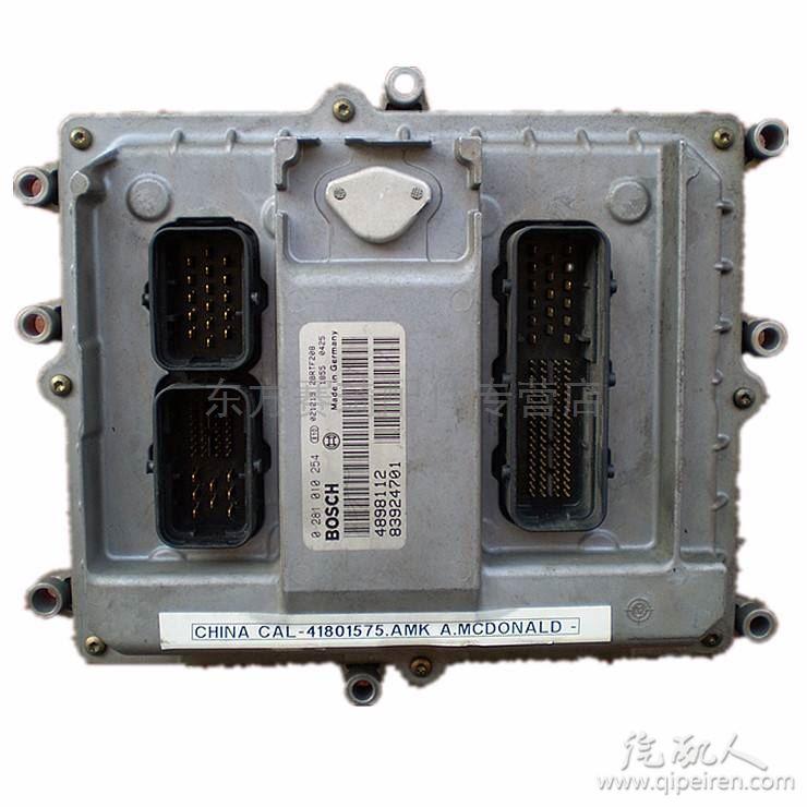 康明斯isbe发动机电控模块ecm4898112