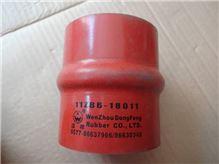 东风商用车中冷器进气管11ZB6-18011/11ZB6-18011
