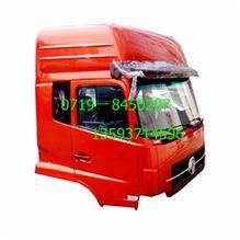 东风天龙雷诺375马力高配原厂(珠光钼红)驾驶室总成5000012-C0396-015000012-C0396-01