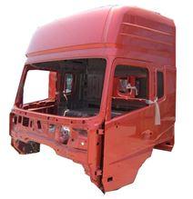 原厂直销东风天龙高顶驾驶室空壳敦煌红/18272422899