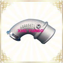 福田 东风 康明斯 ISF3.8 ISDe 4.5 涡轮增压器 过渡管 4898587/4898587