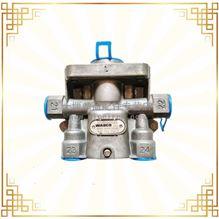 东风天龙新款干燥器四回路3515010-K22K0原装威伯科WABCO四回路四通阀/3515010-K22K0