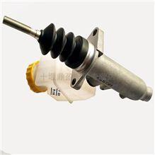 东风天龙新款旗舰版离合器总泵1604005-H0200威伯科离合器总泵带储油筒47005303501604005-H0200,威伯科号:4700530350