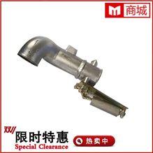 排气制动阀 天龙(两边卡箍式排气刹1203015-Z24M1排气制动阀/1203015-Z24M1