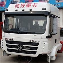 新M3000高顶玉白国四天然气驾驶室总成/新M3000