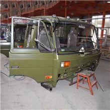 50N-00012 153军绿驾驶室总成/50N-00012