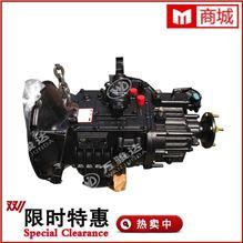 法士特变速器总成(8JS85F+QD40B)法士特小八档变速器
