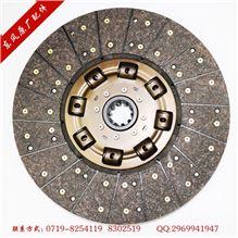 东风原厂 430拉式从动盘 离合器片子1601ZB1T-130-B (1601130-T0802)/1601ZB1T-130-B (1601130-T0802)